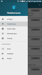 Apk Extractor - Backup pro Screenshot