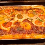 Zucchini Lasagna Tray To Go