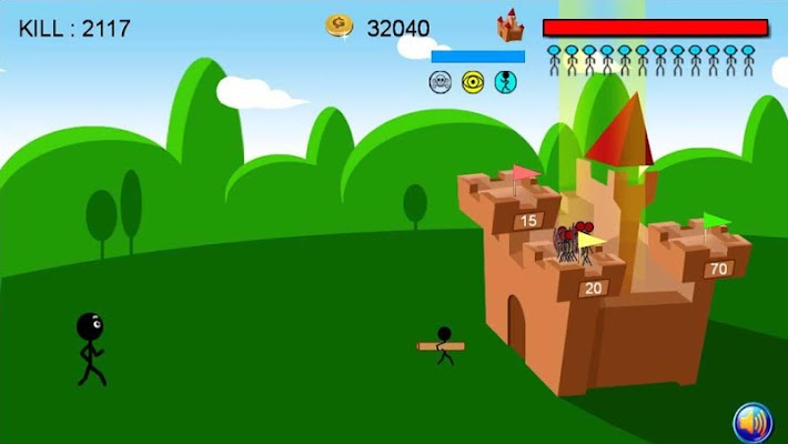King Castle Defense - screenshot