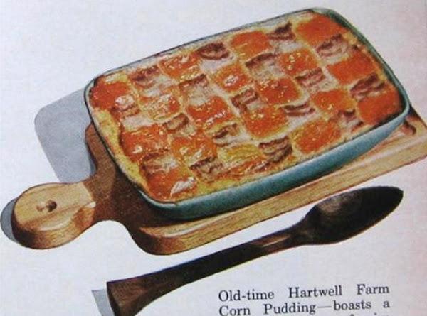 Hartwell Farm Corn Pudding Recipe