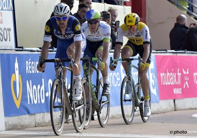 Fin de carrière pour le bourreau de Boonen sur Paris-Roubaix 2016