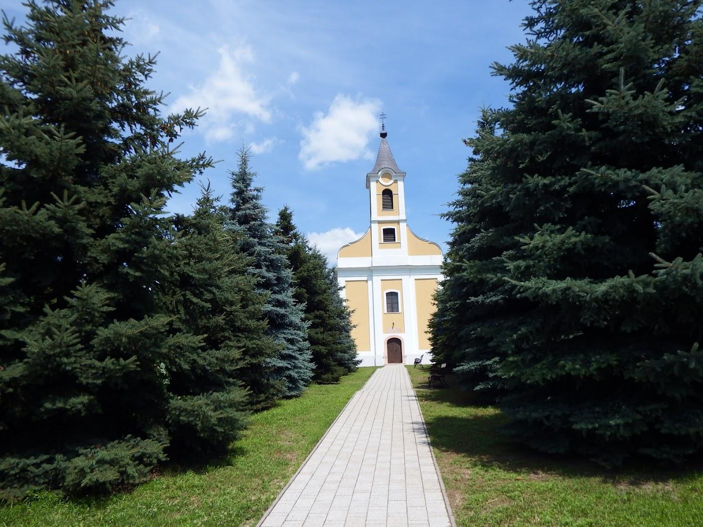 Szomód - Szent Jakab apostol rk. templom