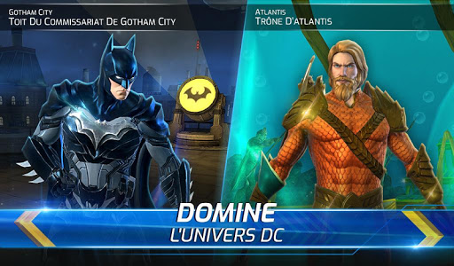 Code Triche DC Legends lutte pour just. APK MOD screenshots 4