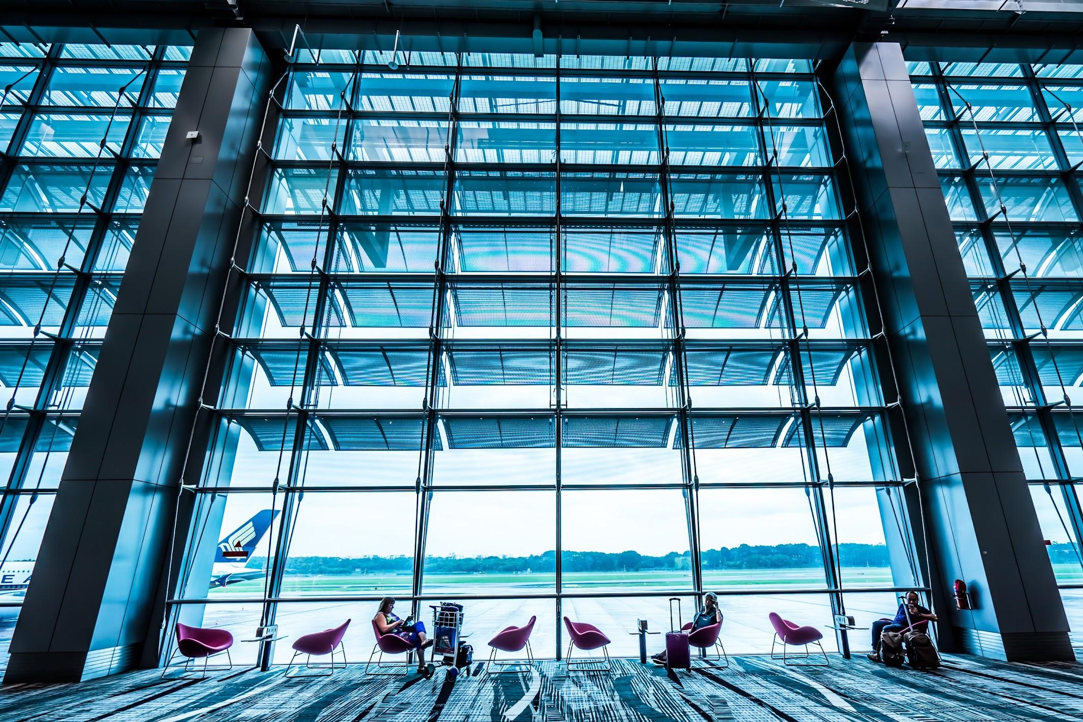 シンガポール チャンギ空港3