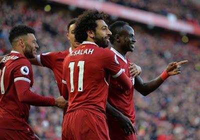 Incroyable Mohamed Salah, encore récompensé en Premier League !