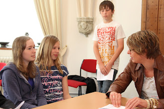 Photo: Gezamenlijke jeugddienst 22 mei 2011- Grote of Barbarakerk te Culemborg