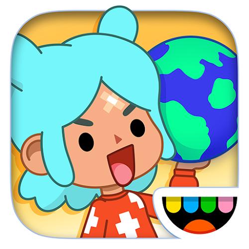 Toca Life: World (Unlocked) 1.13.1mod