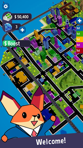 Cityloop  captures d'écran 1