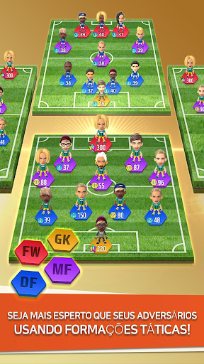 World Soccer King Multiplayer Football