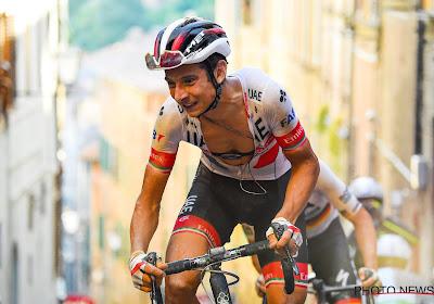 Formolo rondt solo van 60 km af in Dauphiné, Bernal moet lossen bij favorieten