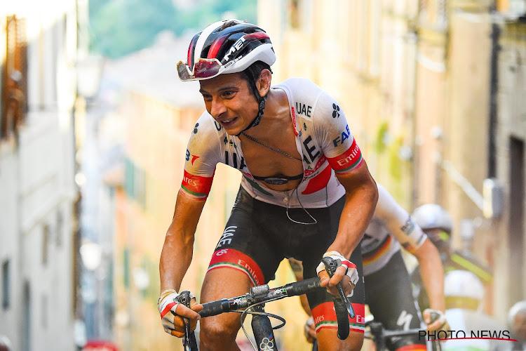UAE Team Emirates rekent op sterke prestaties van Gaviria en Formolo in de Giro