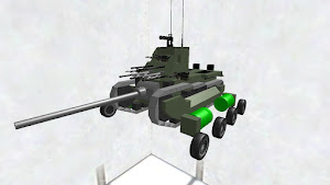 大星帝製 八九式駆逐戦車 「知波改」