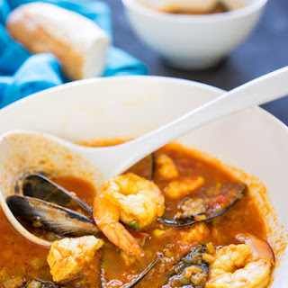 Spicy Seafood Chowder Recipe
