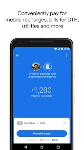 Google Pay (Tez) – a simple and secure payment app Mod 69.0.001 Apk [Unlocked] 2