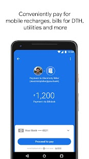 Google Pay - a simple and secure UPI payment app Screenshot