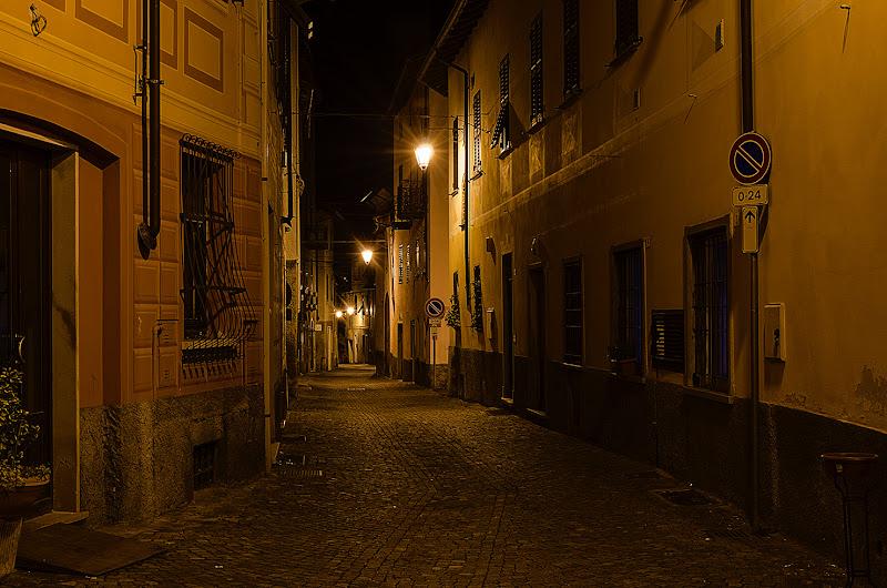 Il silenzio della notte di Cristina Rocca