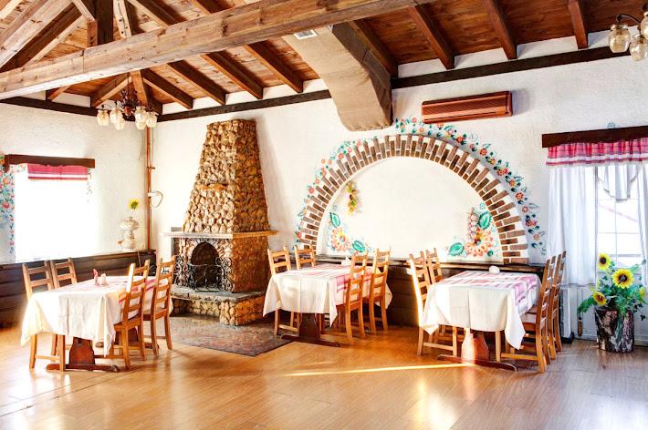 Фото №2 зала Большой банкетный зал ресторана «Казачок»