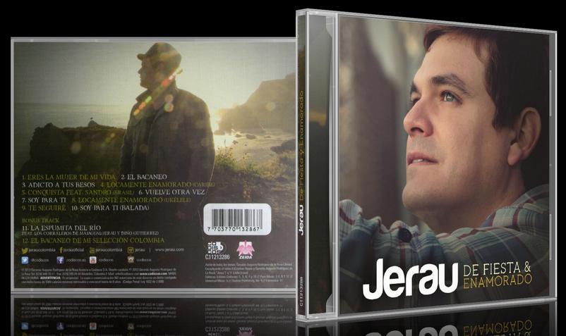 Jerau - De Fiesta & Enamorado (2013) [MP3 @320 Kbps]