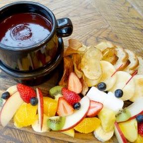 【期間限定】新鮮フルーツや藻塩せんべい! チョコレートフォンデュが60分間食べ放題 / 成城石井Le Bar a Vin 52