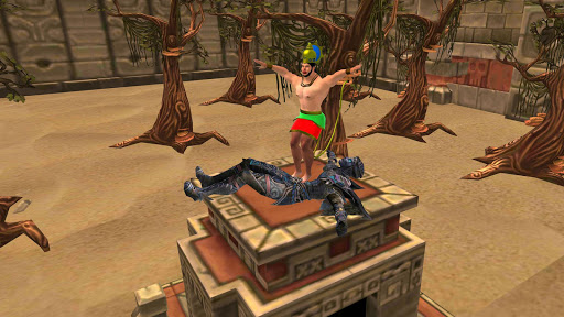 Hanuman VS Ravana Sena Fighting War : Indian Games 1.8 screenshots 9