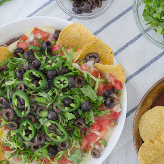 Vegan Mexican 7 Layer Dip