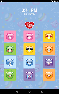 Care Bears™ Lock Screen- screenshot thumbnail