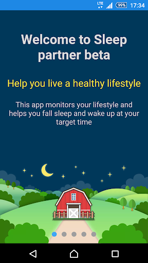 Sleep partner beta
