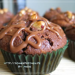Coffee Nuts Muffins