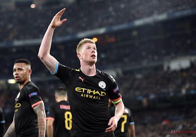 Manchester City prêt à faire des folies pour conserver Kévin De Bruyne ?