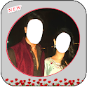 Lovely Couple Photo Montage New icon