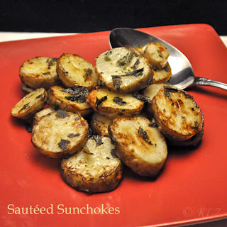 Sunchoke Recipes