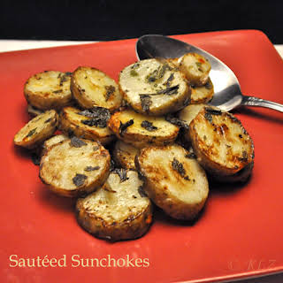 Sunchoke Recipes.