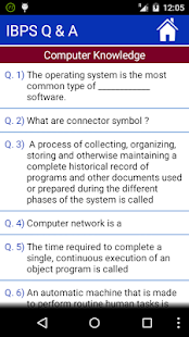 IBPS Questions & Answers- screenshot thumbnail