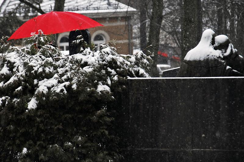 Rosso nella neve di Croatti Carlo