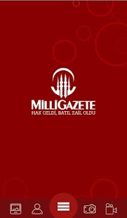 Milli Gazete- screenshot thumbnail