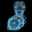 Curso De Mecanica  Para motos 150 icon