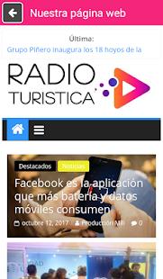 Radio Turística - náhled