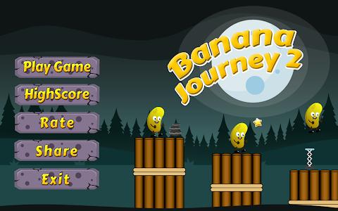 Banana Journey 2 screenshot 5