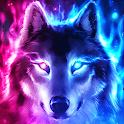 Wolf Wallpaper HD icon