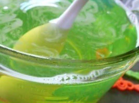 Monster Bubbles Recipe