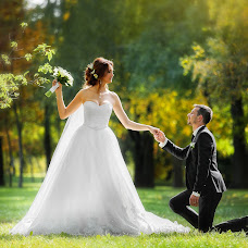 Wedding photographer Sergey Gapeenko (Gapeenko). Photo of 08.10.2016