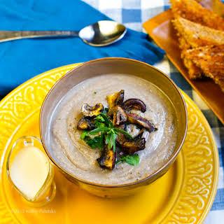No-Cream of Mushroom Soup.
