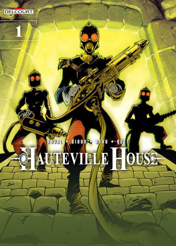 Hauteville House (2015) - complete