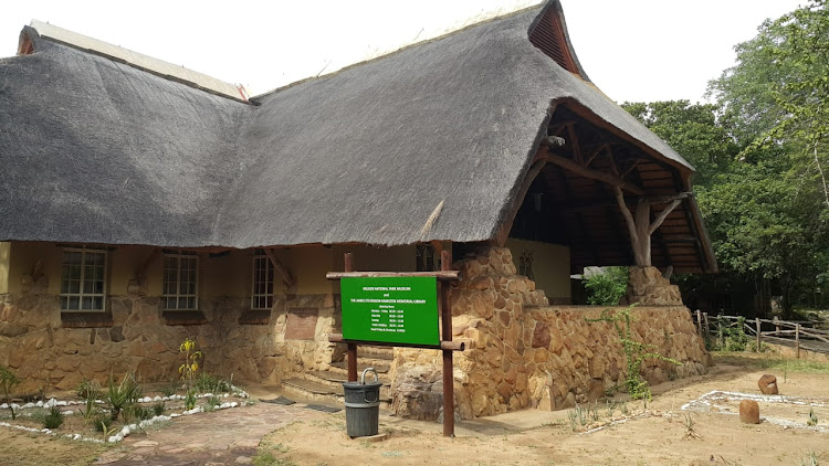 Stevenson-Hamilton Knowledge Resource Centre & Museum in Skukuza, Mpumalanga