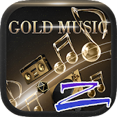 Gold Music Theme-ZERO Launcher