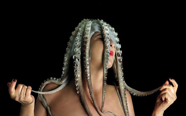 Lady Octopus di Dariagufo