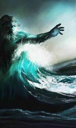 Sea God Poseidon Wallpapers 1.0 screenshots 3