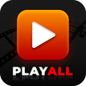 PlayAll- Video Player For All Format icon