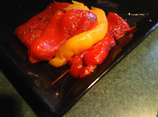 ~how To Roast Red Peppers~ Recipe