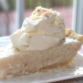 Coconut Cream Pie With Coconut Milk Recipes